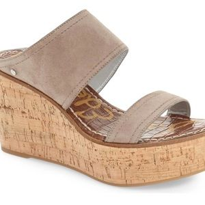 Sam Edelman 'Dali' Wedge Sandal